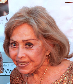 June Foray at the 41st Annie Awards