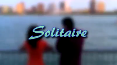 SOLITAIRE title card